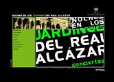 Noches en los Jardines del Real Alcázar 2007