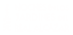 Logotipo de Noches en los jardines del Álcazar 2015